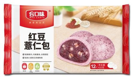 420g紅豆薏仁包